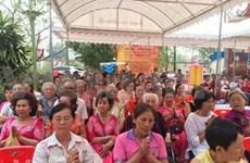 Destacan aportes de vietnamitas en Tailandia a fomento de nexos bilaterales
