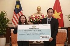Gobierno malasio respalda a vietnamitas afectados por inundaciones