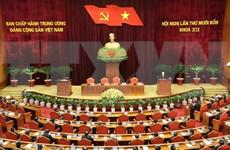 Clausuran XIV pleno del Comité Central del Partido Comunista de Vietnam