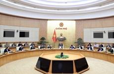 Primer proyecto de resolución del gobierno vietnamita establece importantes tareas para 2021