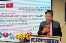 Vietnam y Hungría intensifican cooperación en comercio y educación