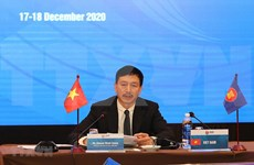 ASEAN busca medidas de apoyo a los trabajadores en medio del COVID-19