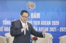 Efectúan coloquio de prensa sobre balance de la presidencia de Vietnam en la ASEAN 2020