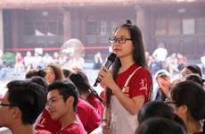 Prevén nutrida participación en Día de Emprendimiento Estudiantil de Vietnam