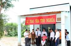 Ciudad Ho Chi Minh empeñada en construir viviendas caritativas