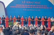 Presentan avances en desarrollo de economía colectiva en Vietnam