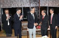 Japón dispuesto a respaldar grandes proyectos de transporte en provincia vietnamita