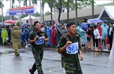 Nutrida participación en maratón conmemorativo por aniversario de Ejército Popular de Vietnam