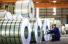 Exportaciones de acero de Vietnam aumentan en noviembre