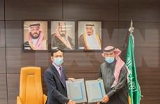 Agencias noticiosas de Vietnam y Arabia Saudita firman memorando de cooperación