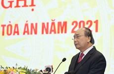 Tribunales populares deben ser fortalezas en defensa de la justicia, insta premier de Vietnam