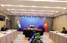 Presentan Vietnam y la India visión conjunta sobre la paz, la prosperidad y el pueblo