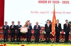 Vietnam perfecciona políticas de desarrollo económico colectivo