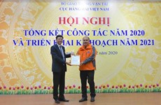Capitán vietnamita recibe premio de Organización Marítima Internacional