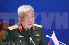 Destaca viceministro vietnamita importancia de labores de relaciones exteriores en la defensa