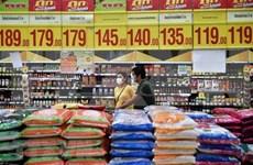 Exportaciones de arroz tailandés tocan fondo en 20 años