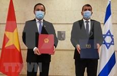 Vietnam e Israel refuerzan la cooperación en sector aéreo