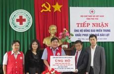 Comunidad vietnamita en Estados Unidos apoya a la provincia de Phu Yen tras desastres naturales