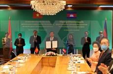 """""""Hito histórico"""" para los nexos Vietnam-Camboya, dice funcionaria camboyana"""