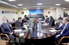 Fortalecen los lazos comerciales entre Vietnam y Rusia