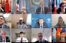 Destaca Indonesia papel de Vietnam en Consejo de Seguridad de la ONU