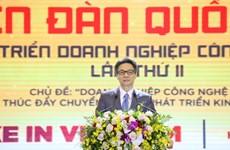 Firmas tecnológicas, fuerza impulsora de la comunidad empresarial vietnamita