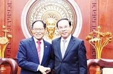 Ciudad Ho Chi Minh y Corea del Sur cooperan en transformación digital