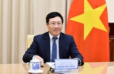 Vicepremier vietnamita destaca resultados de integración internacional en política, seguridad y defensa