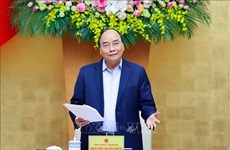 Dialoga gobierno de Vietnam con sindicalistas para mejorar nivel de vida de los trabajadores