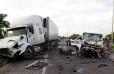 Accidentes de tráfico en Vietnam se cobran seis mil 700 vidas en 2020
