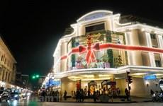 Ambiente navideño se apodera de las localidades de Vietnam