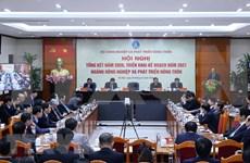 Sector agrícola de Vietnam aspira a 44 mil millones de USD por exportaciones en 2021