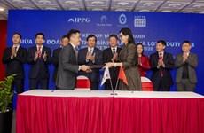 Instalarán en Hanoi tiendas libres de impuestos