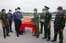 Vietnam apoya a provincia camboyana en lucha contra COVID-19