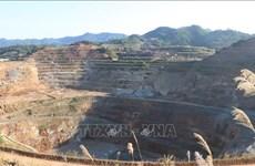 Vietnam planea realizar estudio fundamental de mineralogía