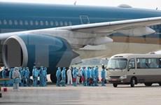Repatría Vietnam a más de 340 compatriotas desde Rusia en medio del COVID-19
