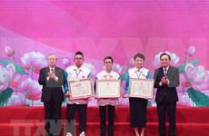 Exaltan el ejemplo de los estudiantes más sobresalientes de Vietnam en 2020