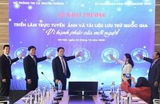 Presentan avances de Vietnam en derechos humanos en una exposición virtual