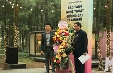 Inauguran primer museo de arte contemporáneo en Vietnam