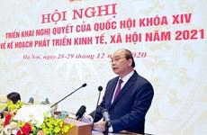 El 2020: año más exitoso de Vietnam en el último lustro, dice premier