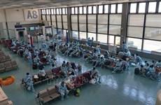 Retornan al país más de 340 vietnamitas varados en Taiwán (China)