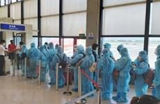 Regresan a tierra natal casi 280 ciudadanos vietnamitas desde Europa