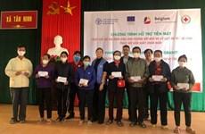 Bélgica apoya a campesinos en provincias centrales de Vietnam