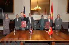TLC abre futuro brillante para relaciones Reino Unido-Vietnam