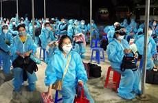 Regresan al país 280 vietnamitas varados en Europa, África y América del Sur