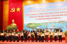 Información de Vietnam para el exterior contribuye a desarrollo nacional