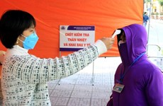 Hanoi implementa activamente medidas para controlar epidemias