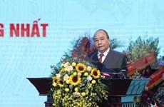 Premier de Vietnam insta a promover la renovación y el emprendimiento de negocios