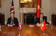 TLC Vietnam-Reino Unido, motor impulsor de asociación estratégica bilateral