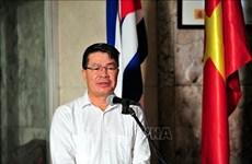 Saludan comunidades vietnamitas en Cuba y Malasia llegada del Año Nuevo